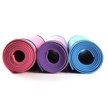 Load image into Gallery viewer, 6mm Yoga Mat Non-Slip Exercise Mat