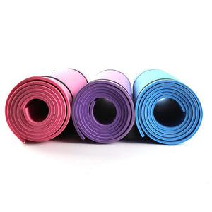 6mm Yoga Mat Non-Slip Exercise Mat