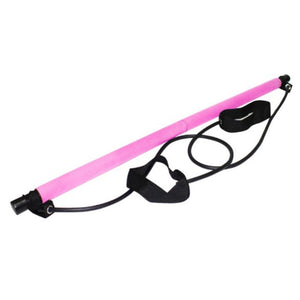 Pilates Pull Rod Resistance Bands