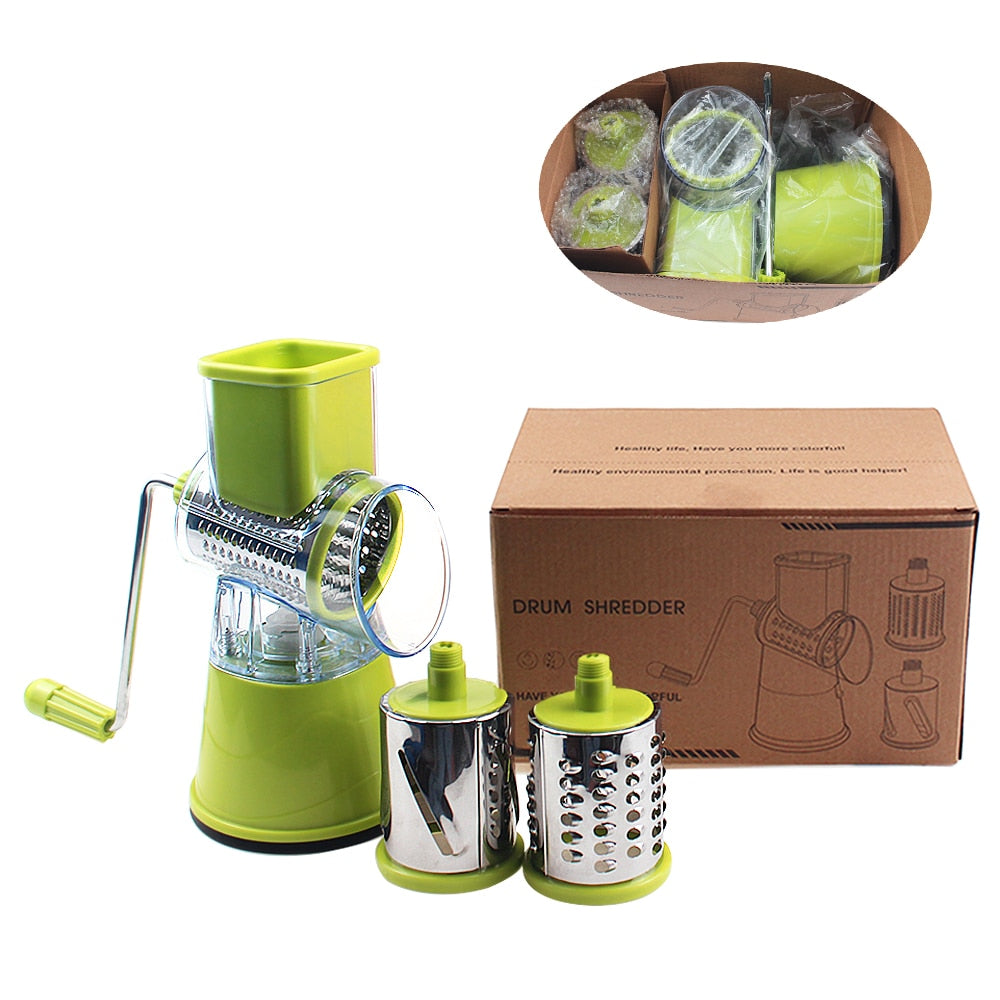 Multifunctional Vegetables Cutter