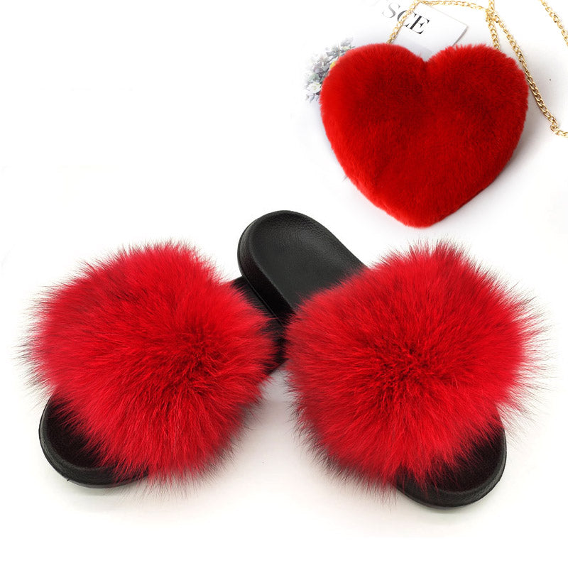 Set Slippers & Bags