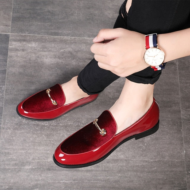 Fashion Leather Shoe...