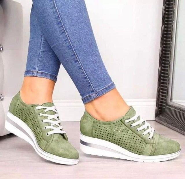 Women Casual Mesh Shoe