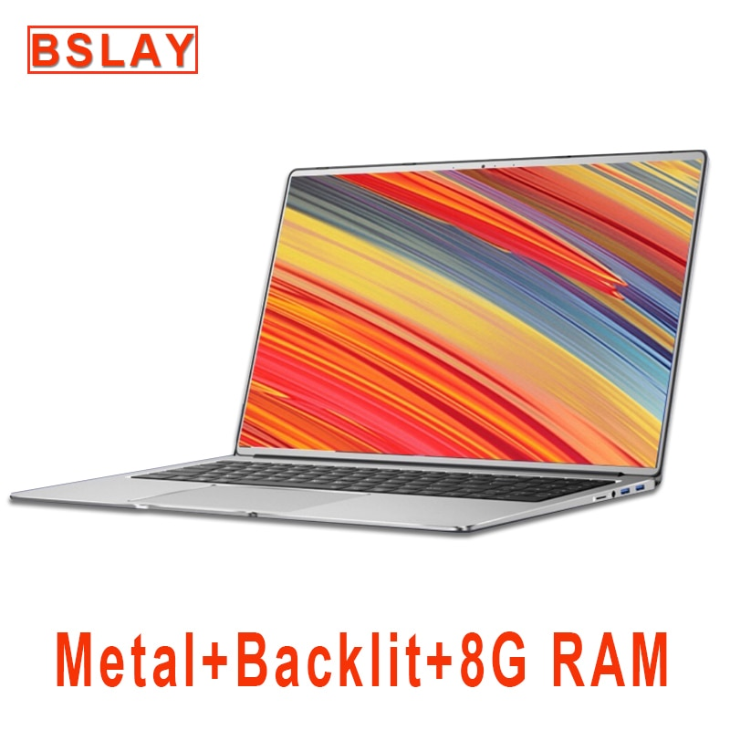 Laptop 15.6 inch With 8G RAM