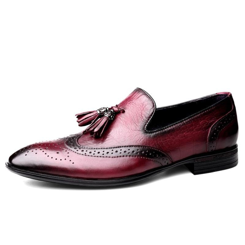 Leather Eleganti Shoe