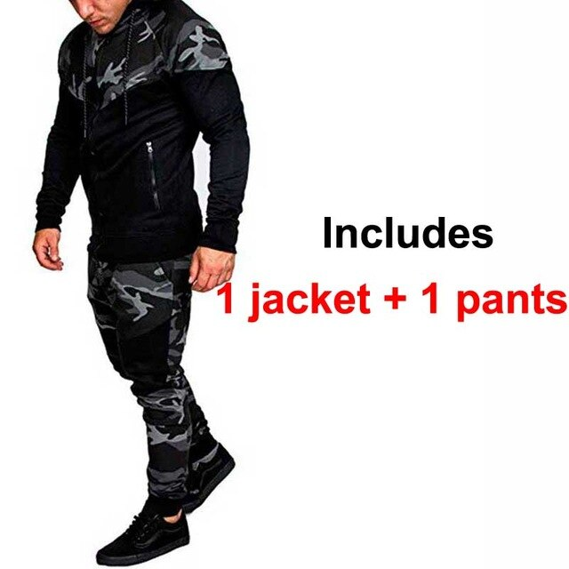 Sets Male Tracksuit
