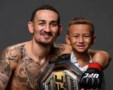 Train (and Dine!) with UFC Champ Max Holloway