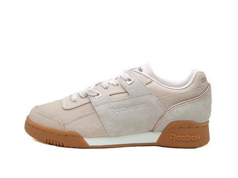 Reebok Workout Lo Plus 'Golden Neutrals'
