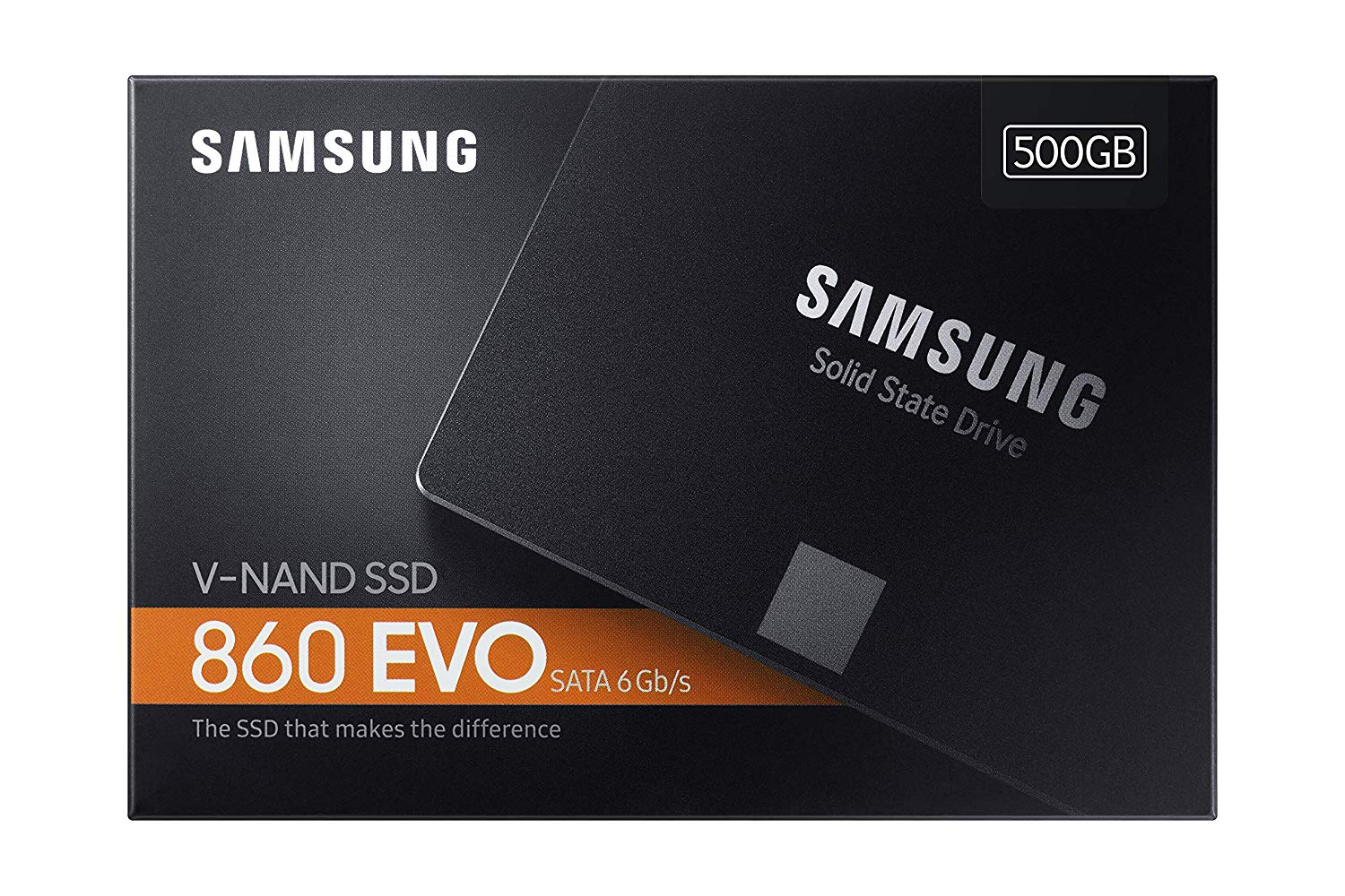 Samsung 860 EVO 500GB 2.5-Inch Internal Solid State Drive