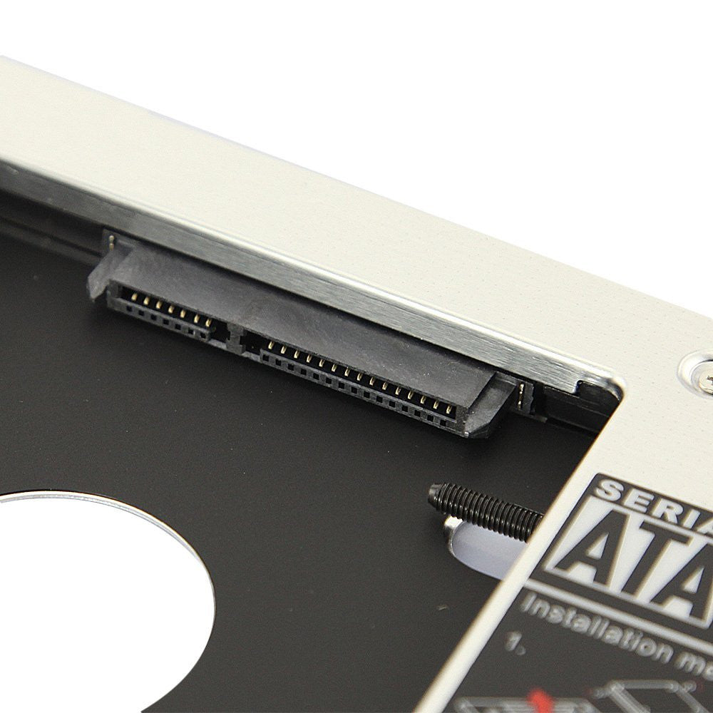 Hdd Caddy Optical Cd Dvd Rom 95mm Drive Slot For Sale In Doha 2nd Sata