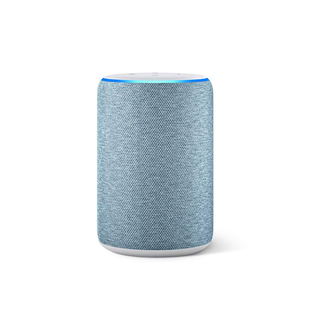 All-new Echo (3rd Gen) - Smart speaker with Alexa