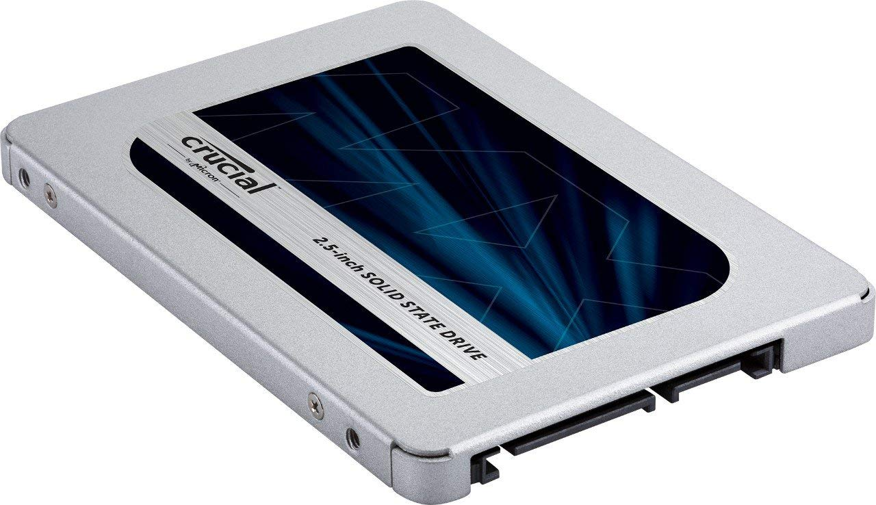 Crucial MX500 250GB SATA 2.5-Inch Solid State Drive