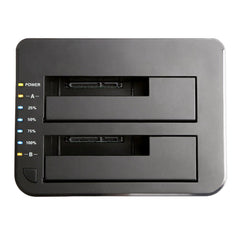 Inateck USB 3.0 to SATA Dual Two Bays External Hard Drives Docking Station