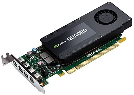 Nvidia QUADRO K1200 4GB Graphics Card