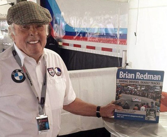 Just how popular is Brian Redman?
