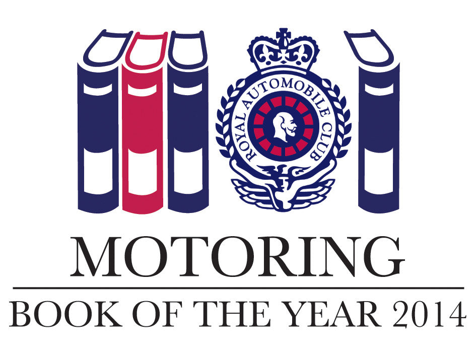 New motoring book publisher's awards recognition