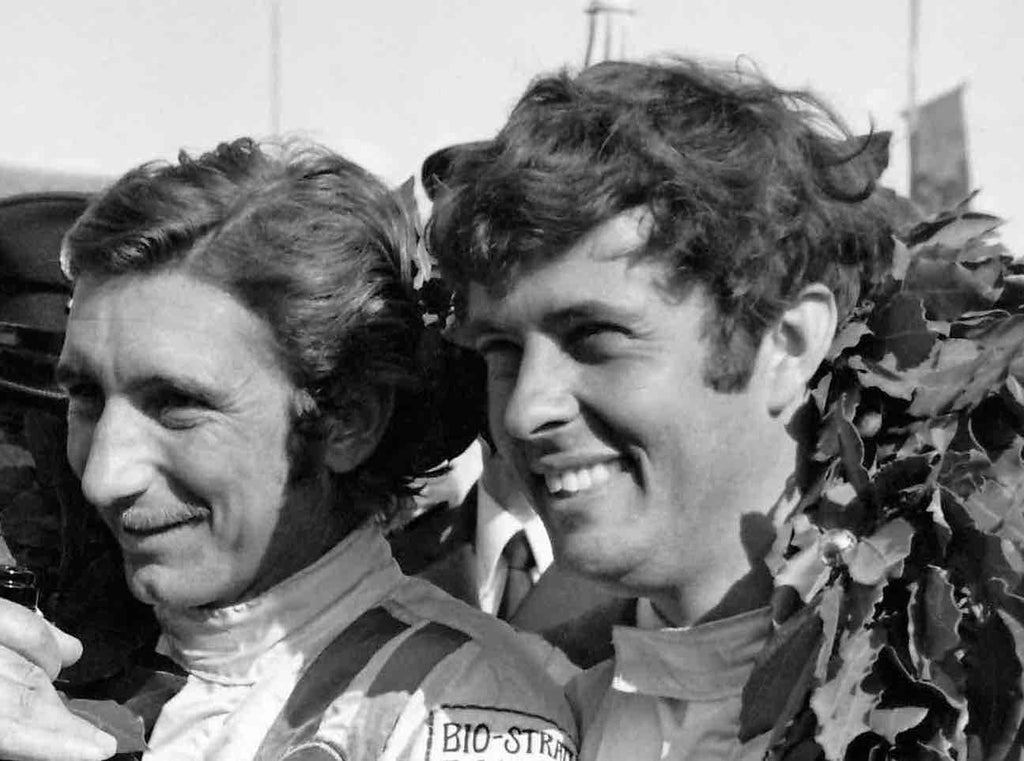 Brian Redman's memoir published