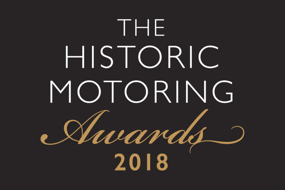 Shortlisted for the Historic Motoring Awards