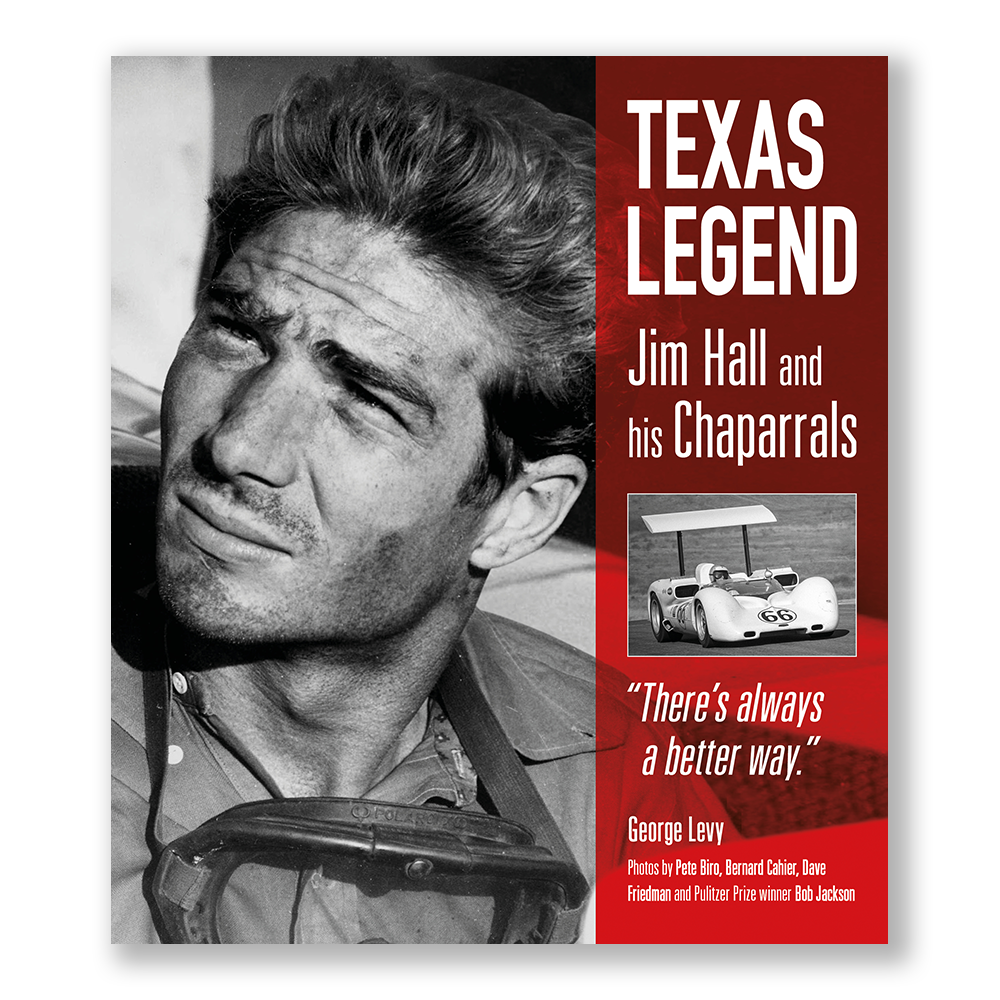 TEXAS LEGEND Jim Hall and his Chaparrals