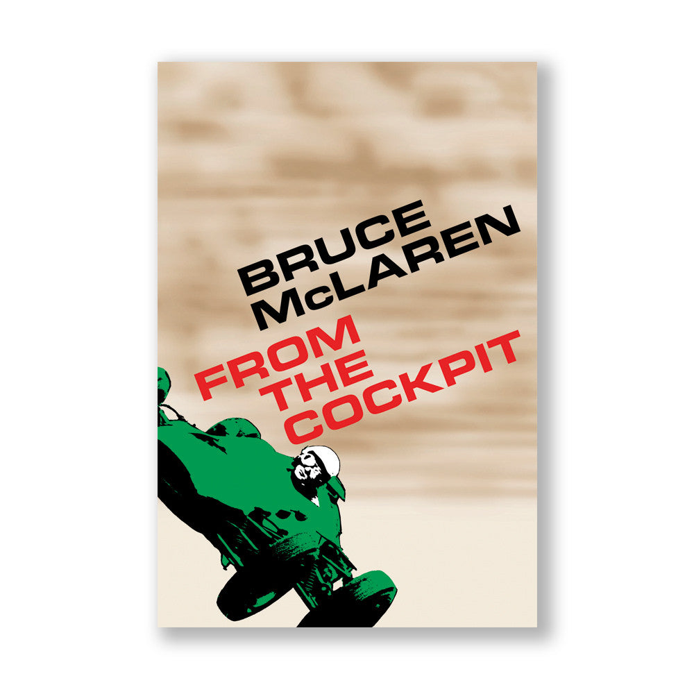 BRUCE MCLAREN - FROM THE COCKPIT