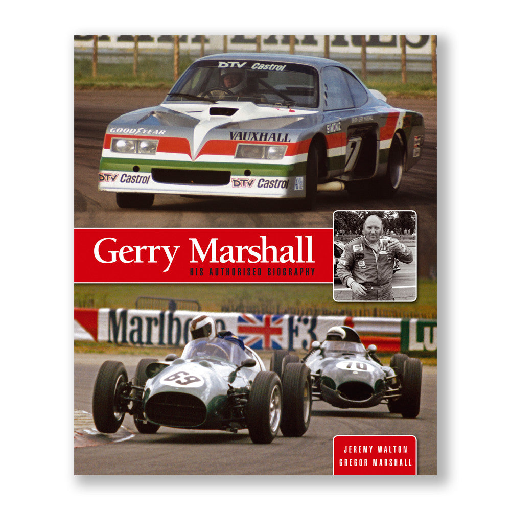 GERRY MARSHALL: HIS AUTHORISED BIOGRAPHY