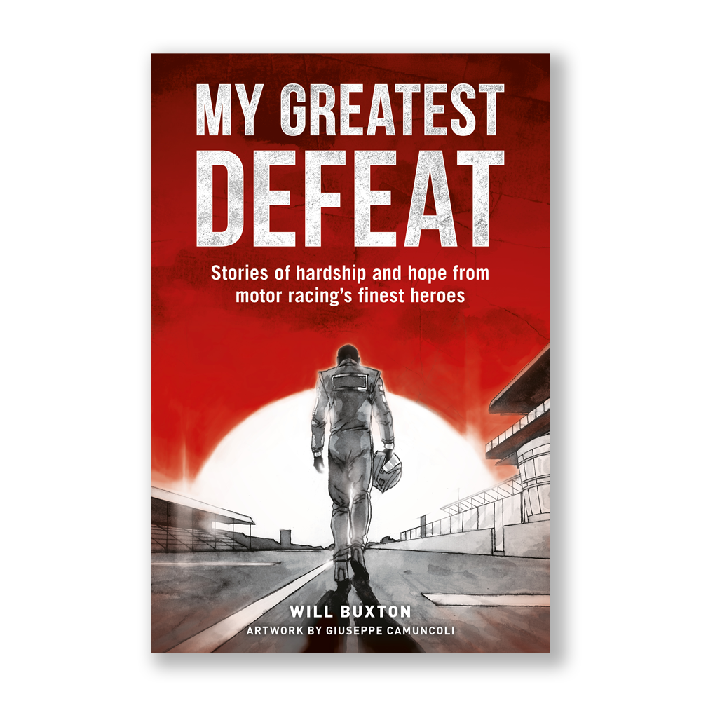 MY GREATEST DEFEAT - SIGNED