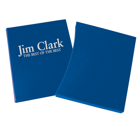 JIM CLARK The best of the best - LEATHER EDITION