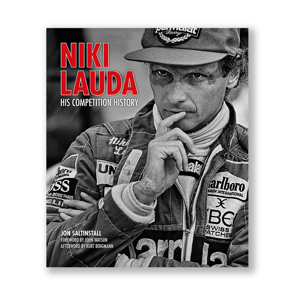NIKI LAUDA His competition history
