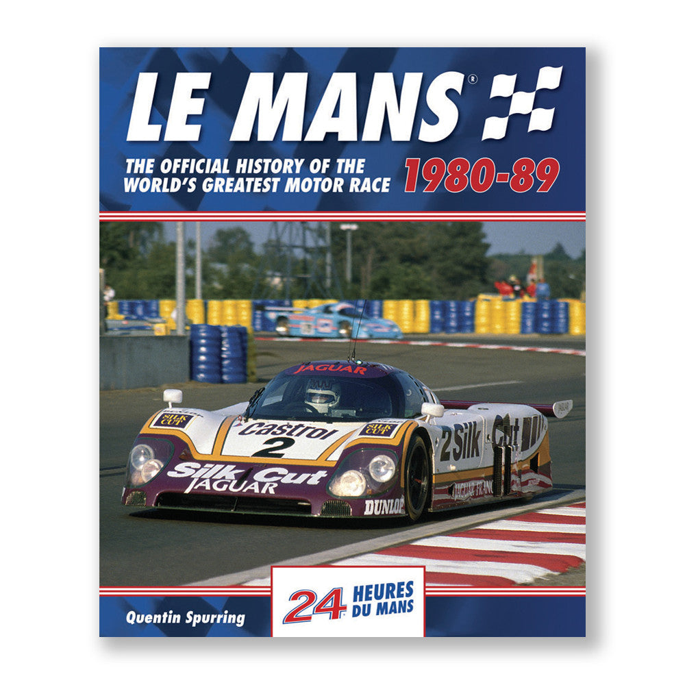 LE MANS: THE OFFICIAL HISTORY 1980–89