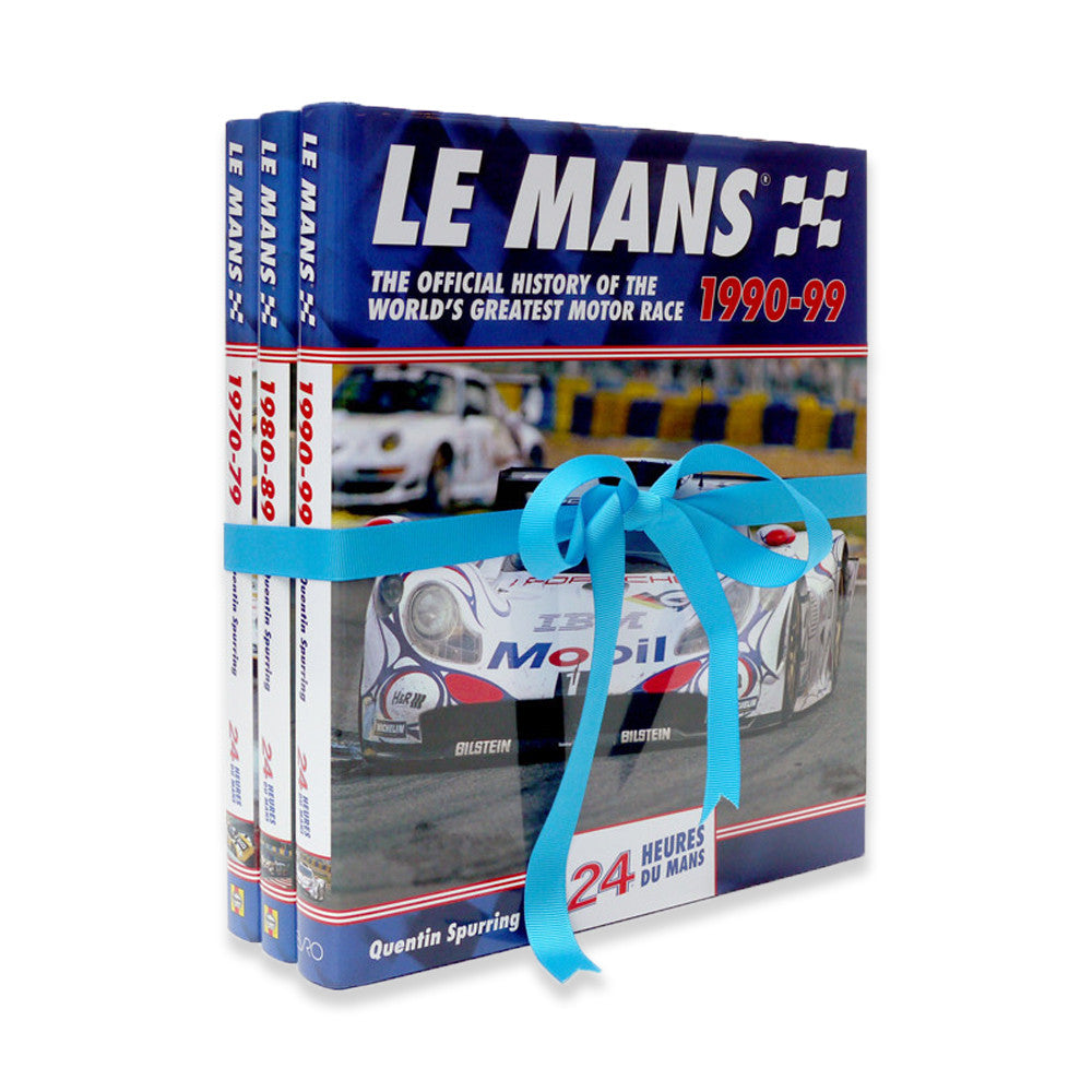 Le Mans 70s, 80s & 90s Gift Pack