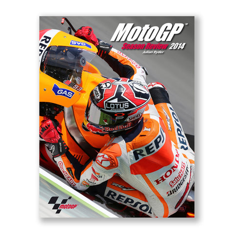 OFFICIAL MOTOGP SEASON REVIEW 2014
