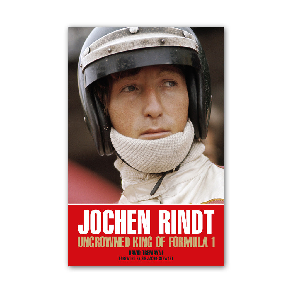 Jochen Rindt - Uncrowned king of Formula 1