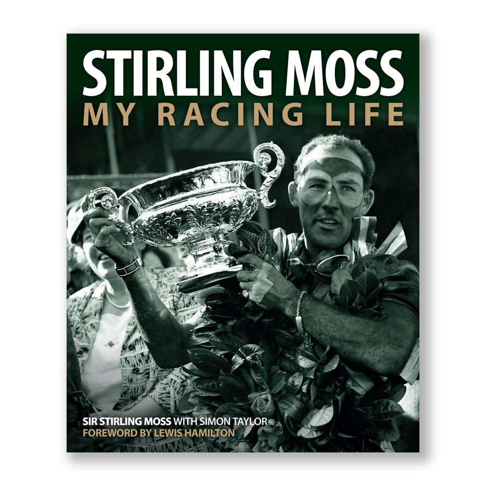 STIRLING MOSS: MY RACING LIFE – COMPETITION CARS EDITION