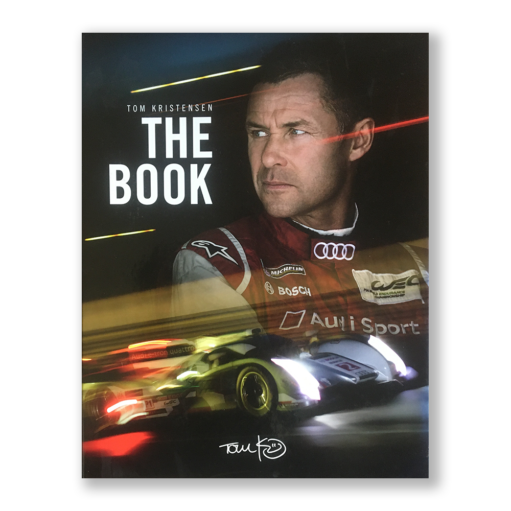 TOM KRISTENSEN: THE BOOK