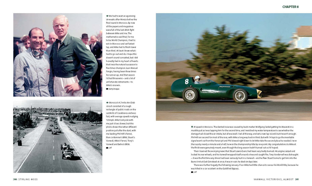 STIRLING MOSS: MY RACING LIFE