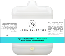 Load image into Gallery viewer, 20L - Hand Sanitiser -  Bulk - Free Shipping