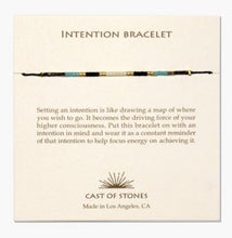 Load image into Gallery viewer, Intention bracelet