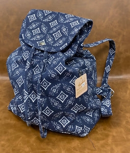 Hemlock backpack bandana