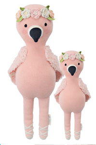 Cuddle+Kind Penelope the Flamingo 20 inches