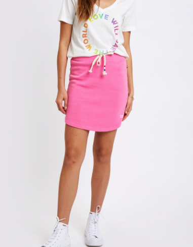 Sol Angeles Scallop Skirt