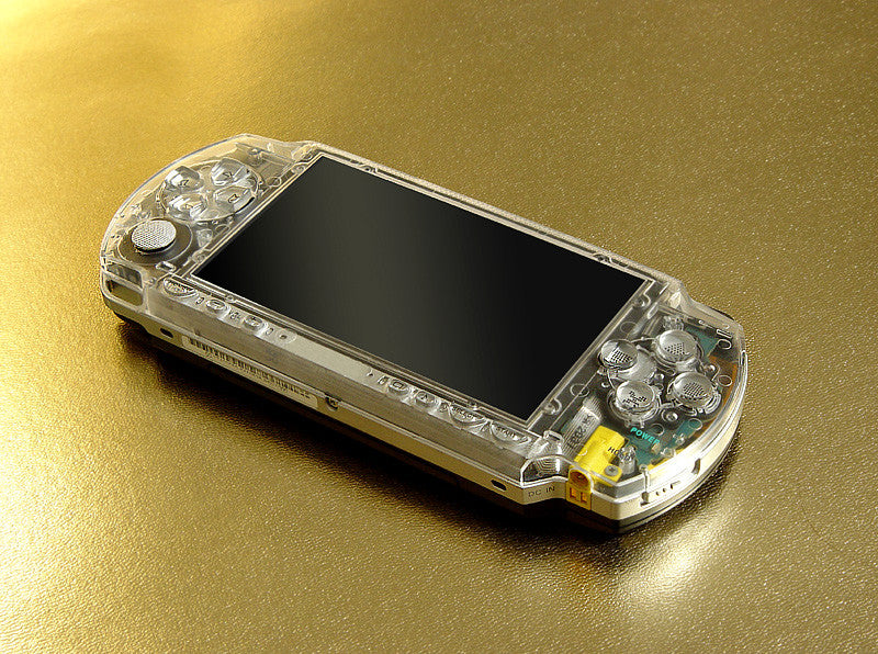 XCM PSP replacement shell 1000 series  Crystal