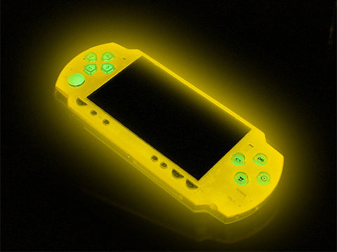 XCM Magic Night Glow slim face plate  (2000 series)  Glow Yellow