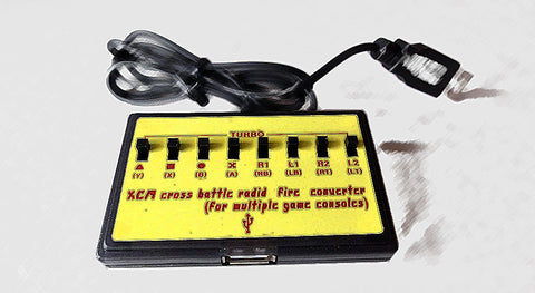 XCM Cross battle rapid fire converter