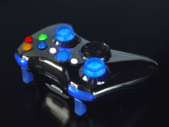 XCM wireless shell Chrome Blue ver.2