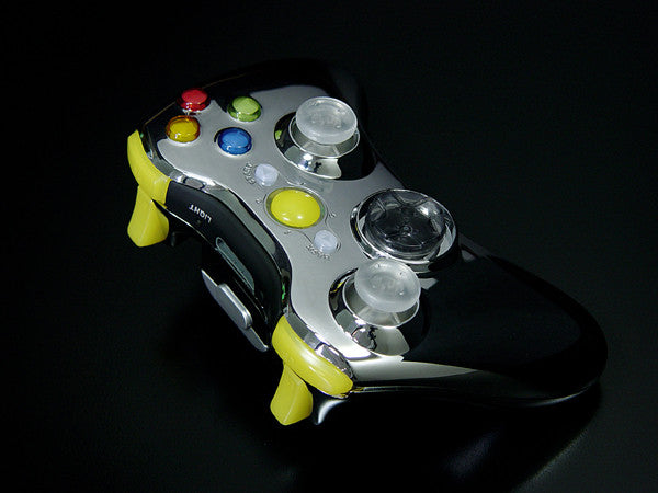 XCM wireless shell Chrome Yellow ver.2