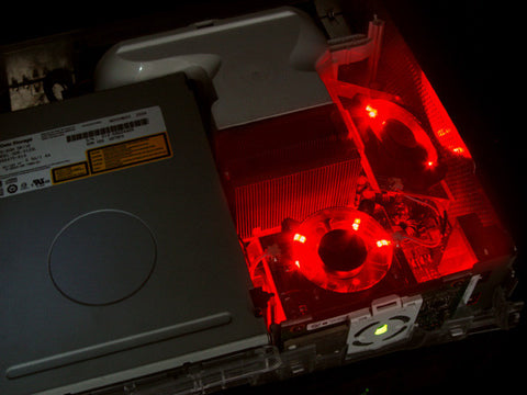 Core cooler v.2 (Red)