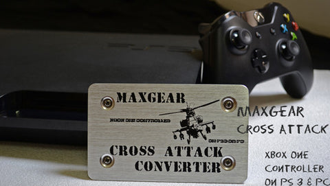 Maxgear Cross Attack converter