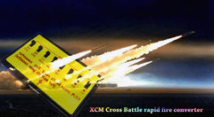 XCM Cross battle rapid fire converter bundle set (with PC wireless gaming receiver)