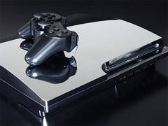 CyberChrome-the replacement case for PS 3 slim