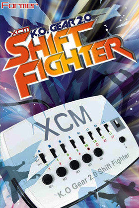 "K.O gear 2.0 ""Shift Fighter"""